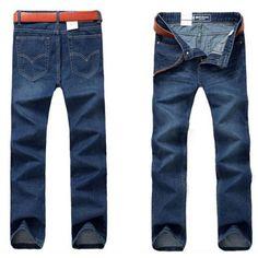 Medium Wash Basic Jeans