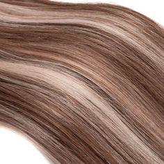 df7eb90ec7a8ad Remy Haarverlängerung Clip in Extensions Echthaar Set Echte Haare 8  Tressen Hair#Clip