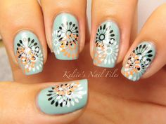 Kelsie's Nail Files: Day 31: RE-CREATE YOUR FAVORITE CHALLENGE