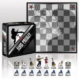 ELVIS CHESS SET....... COMES WITH AWESOME PIECES AND TIN!