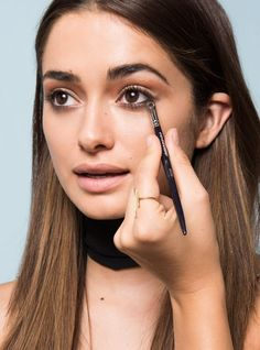6 Tricks To Make Your Eyes Look Bigger & Brighter #refinery29  http://www.refinery29.com/how-to-make-your-eyes-look-bigger