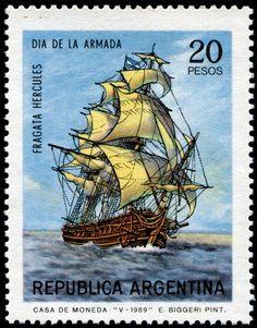 Día de la Armada 1969