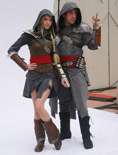 Comic-Con 2012 Cosplay Gallery - assassins creed