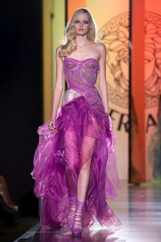 Beautiful Versace dress