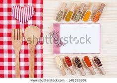 Fotos stock Seasoning Love, Fotografia stock de Seasoning Love, Seasoning Love Imagens stock : Shutterstock.com