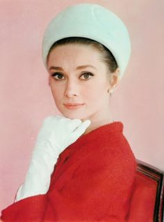 Audrey Hepburn photographed by Douglas Kirkland for the publicity of the movie Charade, Paris, 1962