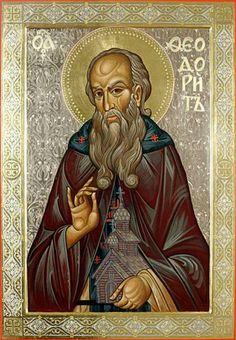 Феодорит Кольский, преподобный, просветитель лопарей