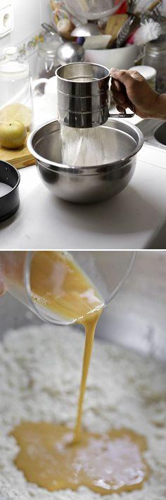 Receta tarta de manzana alemana 10 Panna Cotta, Ethnic Recipes, Desserts, Food, Sweet Desserts, Pastries, Recipes, Tailgate Desserts, Dulce De Leche