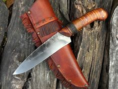 period frontier knife