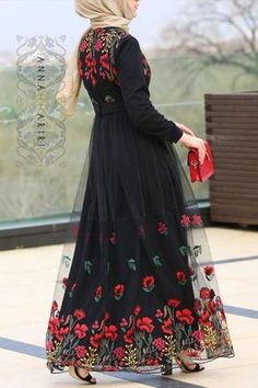 Plus size Modest Dresses Modest Dresses, Modest Outfits, Nice Dresses, Dress Outfits, Casual Dresses, Dress Clothes, Casual Clothes, Islamic Fashion, Muslim Fashion