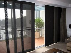 Sliding Panels - Select the best opacity for your areas