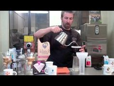 Brewing with the Hario Iced Coffee Maker | klatch Coffee