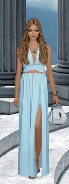 """Covet Fashion Game """"Cloud Fortress"""" Challenge Styled by: Artista72 ♕ DiamondB! Pinned ♕ #covetfashion"""