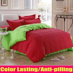 Find More Bedding Sets Information about 14styles home textile 4pcs bedclothes quilt cover bed sheets king size bed linen bedspreads solid color duvet cover set dropship,High Quality Bedding Sets from Dreamy home on Aliexpress.com