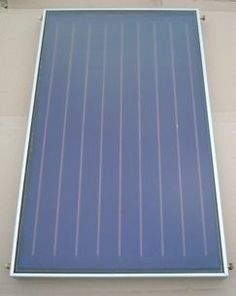solar water heater Flat Plate  collector wholesale 10 pcs  area m2  2