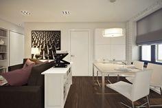 Gorgeous apartment design with neutral color...   Visit : roohome.com   #apartmentdesign #apartment #awesome #amazed #design #decoration #uniquedesign #simpledesign