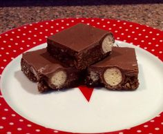 Recipe Malteser Slice by Pingping - Recipe of category Desserts & sweets