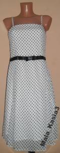 sukienka RETRO w grochy, by KAPPAHL