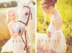 Smitten - A Pictorial Story of a Love Between a Girl and Her Horse in Huntsville, AL - Bookout Studios Blog