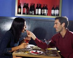 Small restaurant owners can promote couple-oriented dinner packages for Valentine's Day.