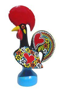 Portuguese rooster - Galo de Barcelos