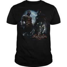 Batman Arkham Knight Face Off #comicbookheroes #tshirts