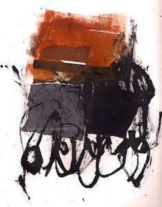 Marie Bortolotto Abstract Art