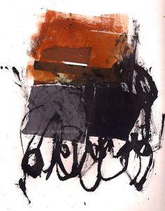 Marie Bortolotto Abstract Art