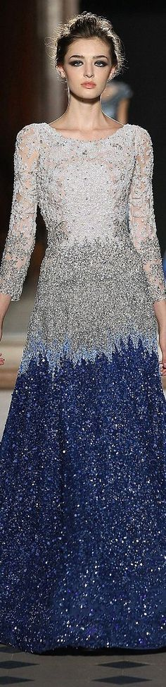 Tony Ward fall winter 2015/16 couture