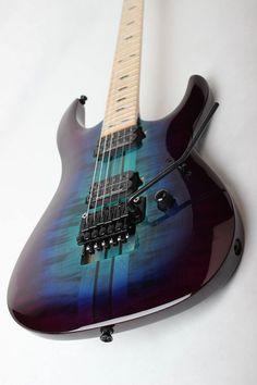 Legator Guitars Limited Edition Ninja 450 Guitar
