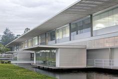 SICPA – Fábrica de Tintas e Sistemas de Segurança / LoebCapote Arquitetura e Urbanismo