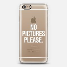 @casetify sets your Instagrams free! Get your customize Instagram phone case at casetify.com! #CustomCase Custom Phone Case | iPhone 6 | Casetify | Graphics | Typography | Transparent  | Rex Lambo