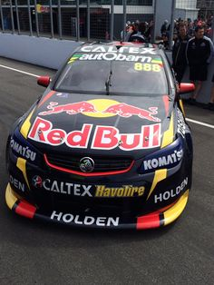 Lowndes car at 2014 Nascar, Australian V8 Supercars, Stock Car, Chevy Ss, Cars Series, Red Bull Racing, Rally, Cool Cars, Race Cars