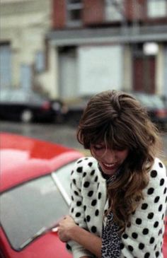 Lou Doillon by Skye Parrott for Nylon September 2006