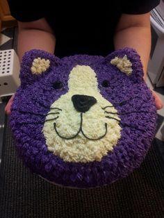 This for Savanahs cake Erica? Kitty Cat cake