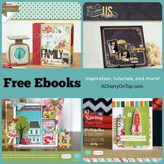 Free Ebooks - Inspiration, Tutorials, and More!