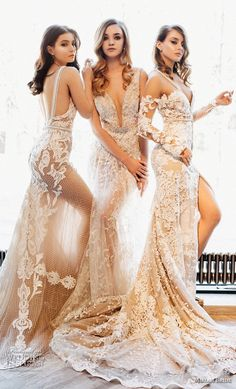 Wedding Inspiration - (via Miriams Bride 2018 Wedding Dresses Dresses Elegant, Affordable Wedding Dresses, Formal Dresses, Long Dresses, Bridal Skirts, Bridal Gowns, Wedding Gowns, Full Gown, Types Of Gowns