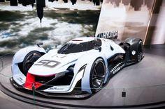 IAA Frankfurt 2015: Hyundai N 2025 Vision-Gran Turismo