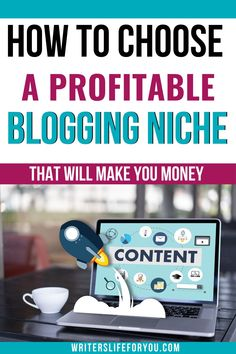 Are you struggling with niching down? This post will show you the 5 simple steps to choosing a profitable niche for your writing. | how to choose a profitable writing niche| how to choose a profitable writing niche for your blog| how to pick a writing niche| how to choose a writing niche| most profitable copywriting niches| the most profitable freelance writing niches| how to choose the most high-paying freelance niches| list of niches for freelance writing| freelance writing niche ideas Creating A Blog, Do You Know What, Copywriting, Make More Money, Growing Your Business, Writing Tips, Are You The One, Helpful Hints, How To Start A Blog