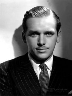 douglas fairbanks jr | Douglas Fairbanks, Jr., 1937 Premium Poster
