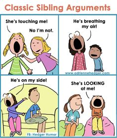24 Hilarious Comics About Sibling Relationships Siblings Funny, Sibling Memes, Sibling Rivalry, Funny Kids, Sibling Quotes, Mom Funny, 9gag Funny, Funny Humor, Parenting Humor Teenagers