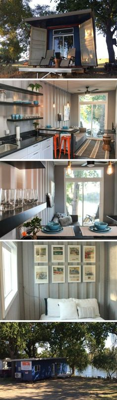 40′ MODERN SHIPPING CONTAINER HOME  There are 10 things you should do and 10 you should not do when building with shipping containers.  With rising cost of building, more and more people want to do DIY projects. One of the easies ways is to add Shiiping Container Homes to your DIY list.