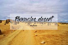 La côte ouest : les Pinnacles, un voyage dans le désert – Sunny Douny