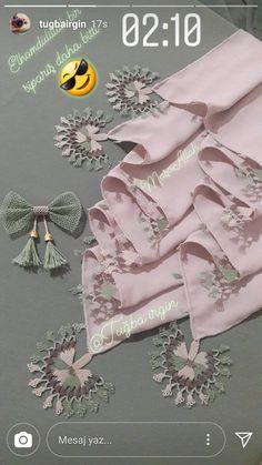 Crochet Borders, Diy Crochet, Knots, Diy And Crafts, Design, Accessories, Crochet Edgings, Buttons