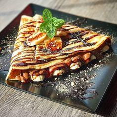 Untitled Waffles, Breakfast, Ethnic Recipes, Instagram Posts, Food, Morning Coffee, Essen, Waffle, Meals