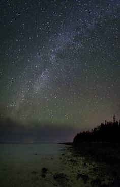Catch a Shooting Star at the Headlands International Dark Sky Park in Michigan #PureMichigan #ShootingStars