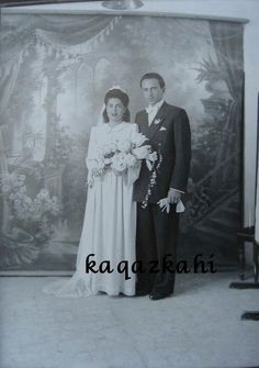 historic wedding pictures pinterest | wedding | Iranian old pictures | Pinterest