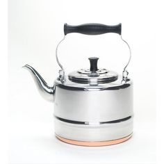 Features:  -Durable and stain resistant.  -Easy and efficient.  -Drip free pour spot.  Color: -Polished Metal.  Material: -Stainless steel.  Capacity: -2 Quarts. Dimensions:  Overall Product Weight: -
