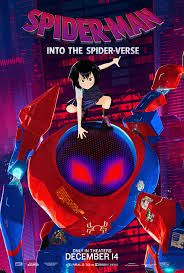 Details About Spiderman Into The Spiderverse Poster Animation Marvel