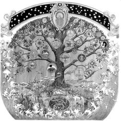 Norse world tree